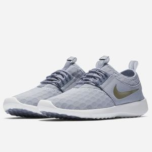 Women's Nike Juvenate Glacier Grey/MTLC Gold Star